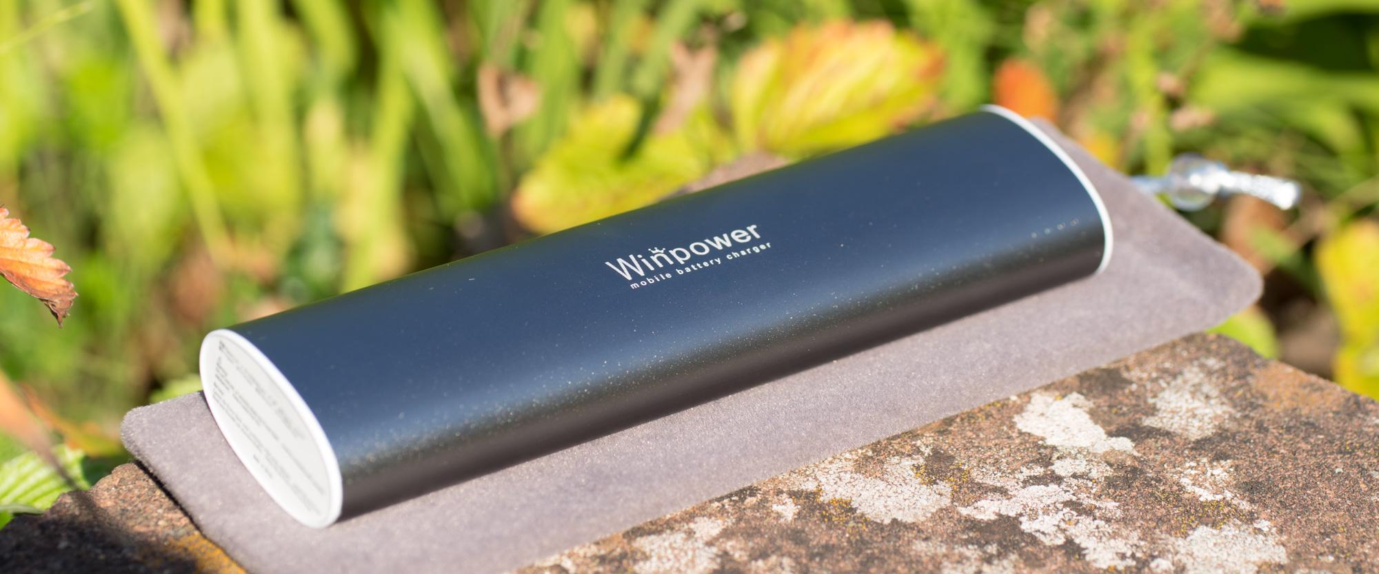 WINPOWER WT-P104A 10400mAh Powerbank