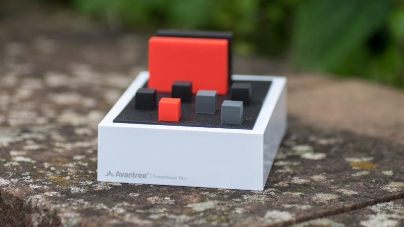 Avantree Powerhouse Plus Ladestation Test Review Ladegerät USB Schnelladegerät