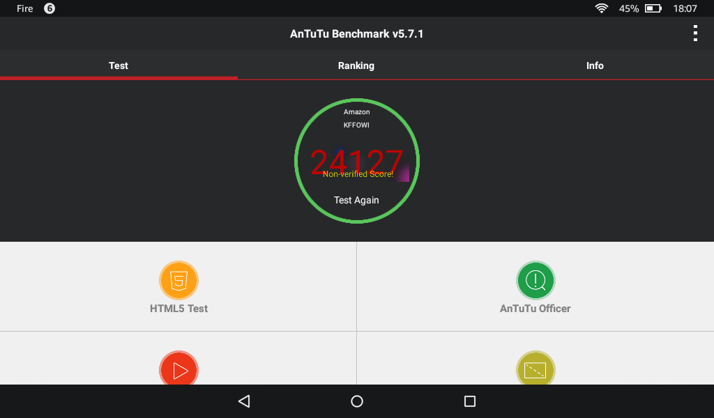 fire tablet 7 zoll test