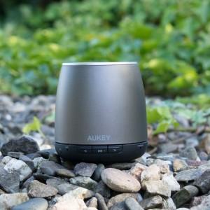 Bluetooth Lautsprecher für 12€ von Aukey im Test Aukey DS-1162