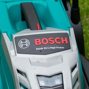 Bosch Home & Garden Rotak 32 LI High Power Akku-Rasenmäher Review