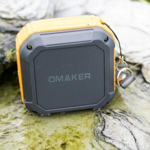 Der Beste Outdoor Bluetooth Lautsprecher bisher Omaker M4