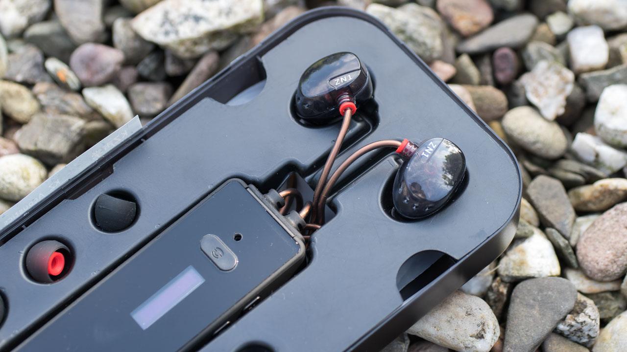 Die ungewöhnlichsten in-Ears auf dem Markt KZ ZN1 Ohrhörer Verstärker Review Test