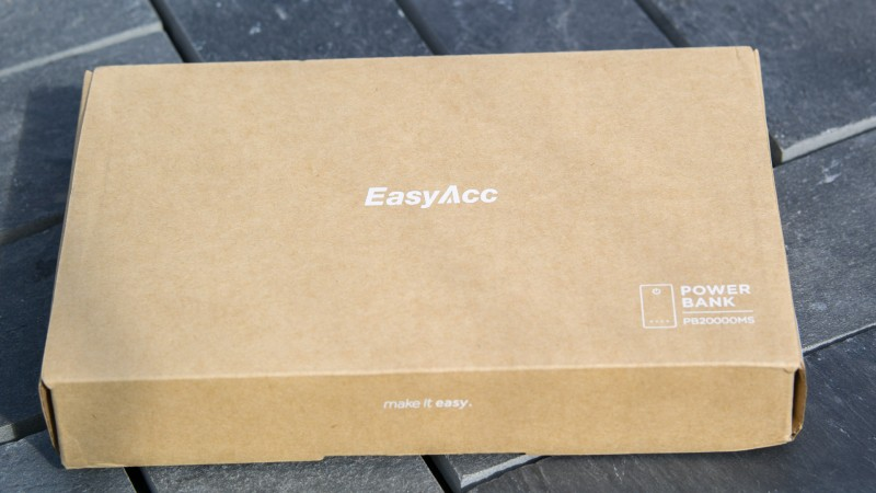 EasyAcc Größte Powerbank im Test EasyAcc Monster 20000mAh review USB Ladegerät Externer Akku Zubehör