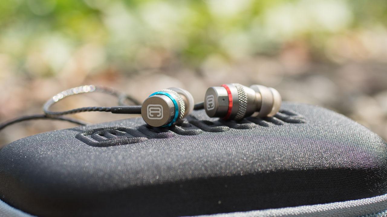 Günstiger 2-Wege in-Ear Kopfhörer Test Octone Dynamic Duo Dual Driver Review