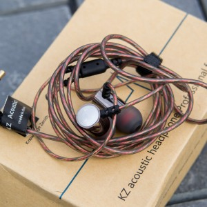 KZ ED3 in-Ears Test