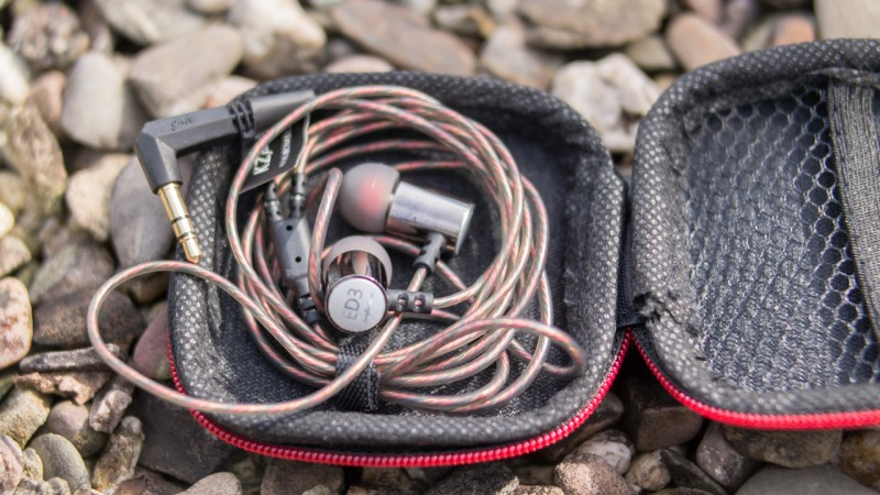KZ ED3 in-Ears Test review KZ ATE Kopfhörer Knowledge Zenith