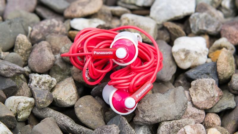RP-HJE120E1K Test Panasonic RP-HJE120 In-Ear Kopfhörer Review Audio Musik