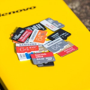 13x 64GB MicroSD Speicherkarten im Test von Samsung, Lexar, SanDisk……..