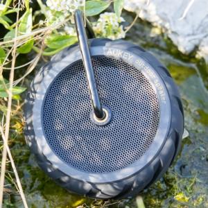 AUKEY Outdoor Bluetooth Lautsprecher SK-M4 im Test