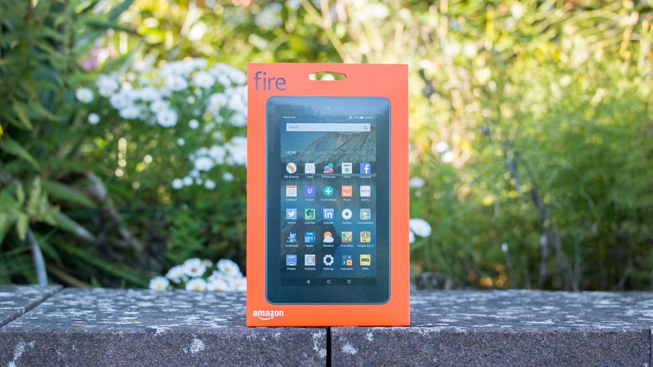 Amazon Fire Tablet im Test, das günstigste brauchbare Tablet auf dem Markt?