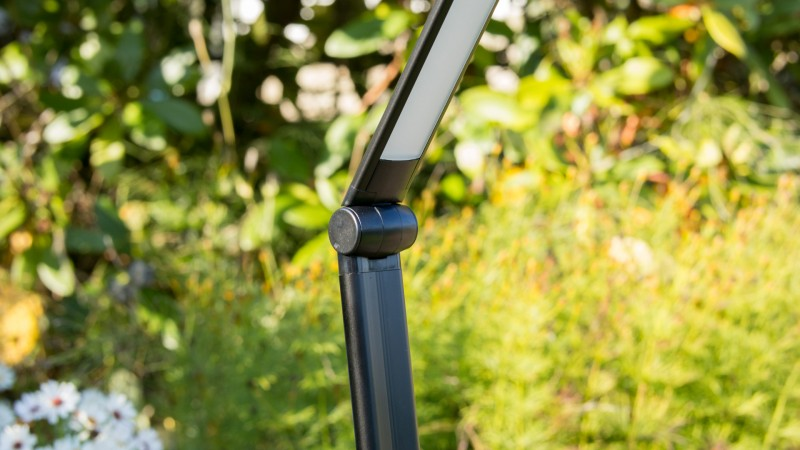 August LEC350 Dimmbare Schreibtischlampe im Test Review Lampe LED Beleuchtung