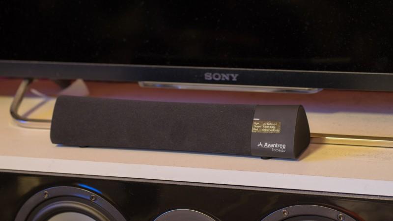 Avantree Torpedo Die Soundbar unter den Bluetooth Lautsprechern-551