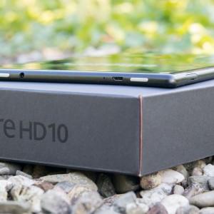 Das Fire HD 10 Tablet von Amazon im Test