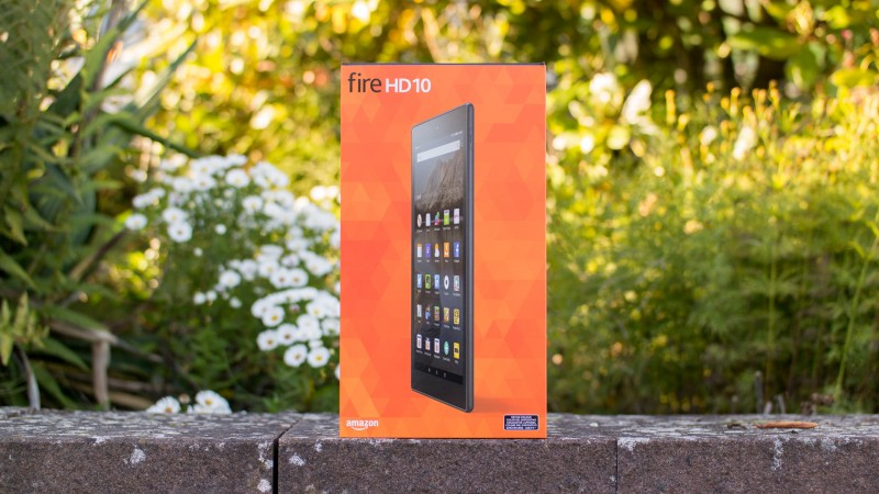 Das Fire HD 10 Tablet von Amazon im Test review Kamera MT8135 Fire OS 5 Vergleich Multimedia