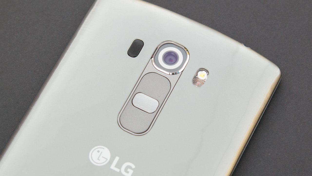 Das LG G4s im Benchmark Parkour