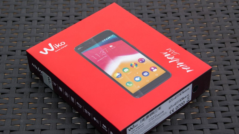 "Wiko Rainbow Jam Test Review Smartphone Günstig Mediatek 5"" Display Android 5.1 Vergleich Antutu Benchmark"