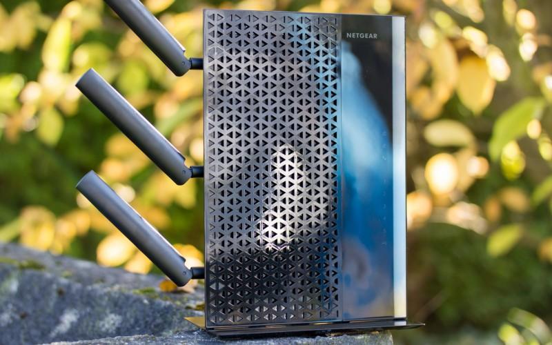 Der beste W-LAN Repeater auf dem Markt Netgear EX7000 im Test Review Access Point Verstärker Wifi Netzwerk Wireless