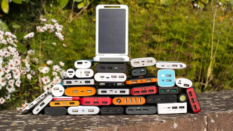 Die besten Powerbanks 2015 Übersicht Anker EasyAcc RAVPower Aukey Xtorm EC Technology TP-LINK USB Externer Akku Ladegerät
