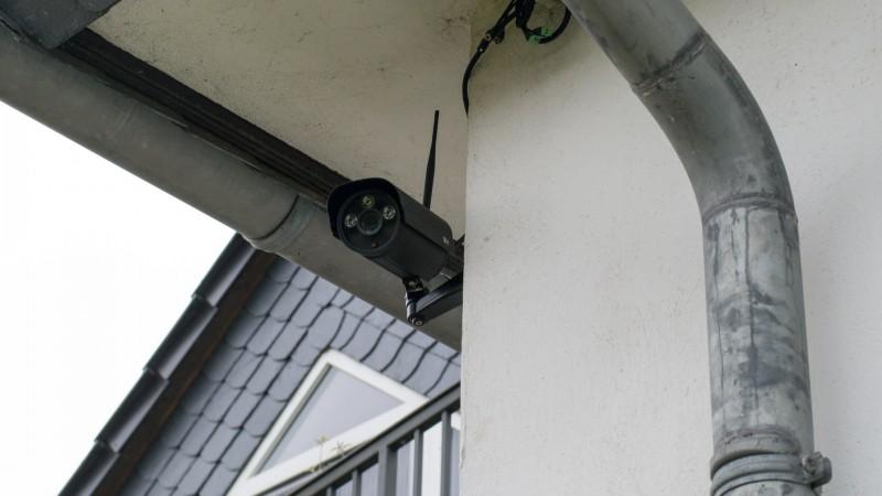 INSTAR IN-5907HD Außen Überwachungskamera Test Review -18
