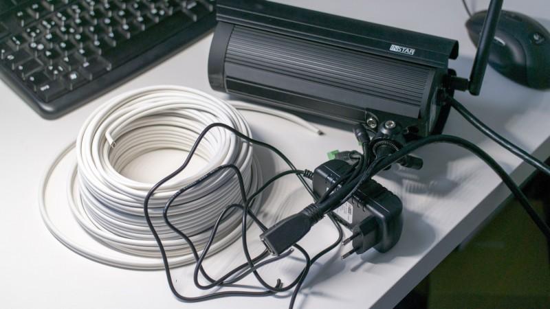 INSTAR IN-5907HD Außen Überwachungskamera Test Review -6