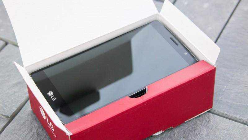 LGs Mittelklasse im Test LG G4s Review S615 Smartphone Snapdragon