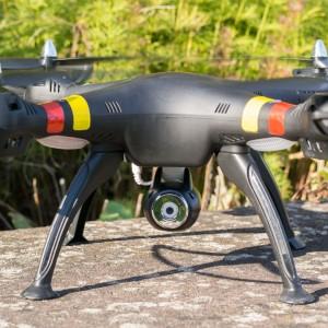 Quadrocopter X8C von s-idee bzw. Syma im Test