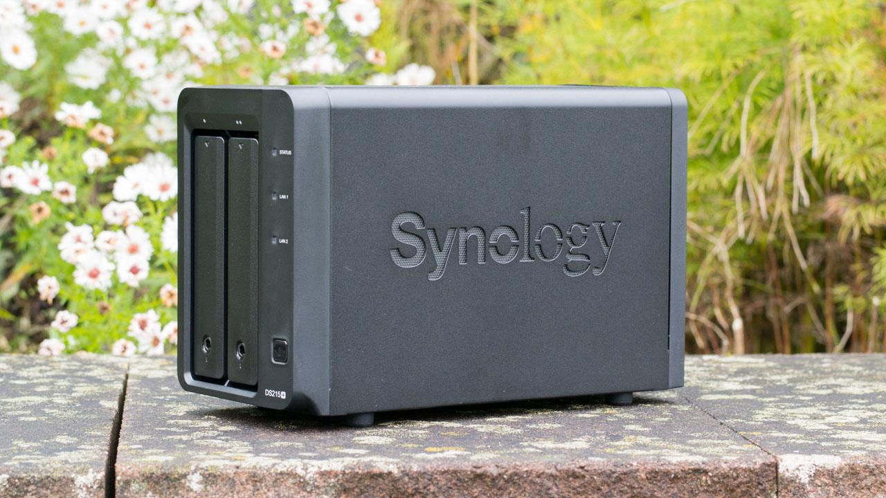 Synology DS215+ NAS mit DSM 6.0 im Test