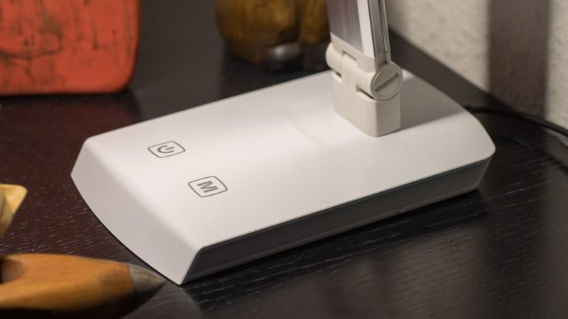 amzdeal Tischlampe Schreibtischleuchte mit 60 LEDs im Test-10