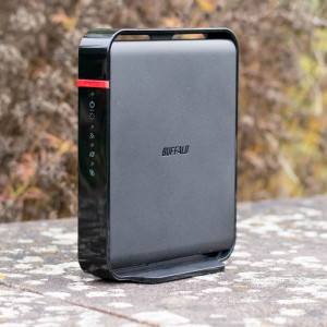Buffalo AirStation Wireless Router im Test (WHR-1166D-EU)