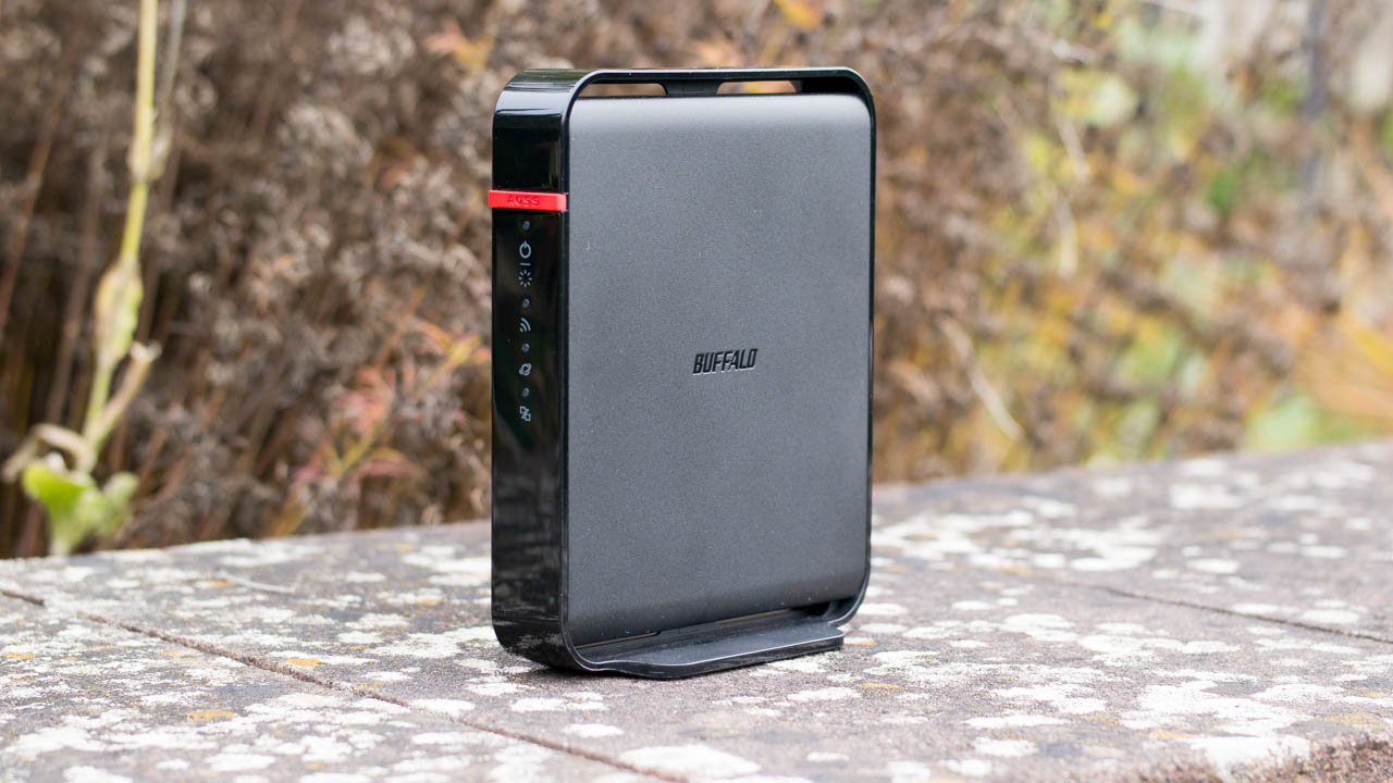 Buffalo AirStation Wireless Router im Test WHR-1166D-EU Review