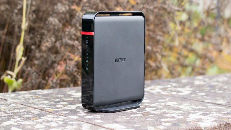 Buffalo AirStation Wireless Router im Test WHR-1166D-EU Review-9