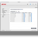 Buffalo AirStation Wireless Router im Test WHR-1166D-EU Review Benutzeroberfläche-33
