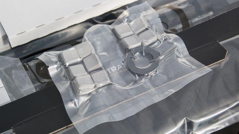 Corsair STRAFE Gaming RGB Tastatur im Test Review Cherry MX Brown Beleuchte Mechanisch Tastatur