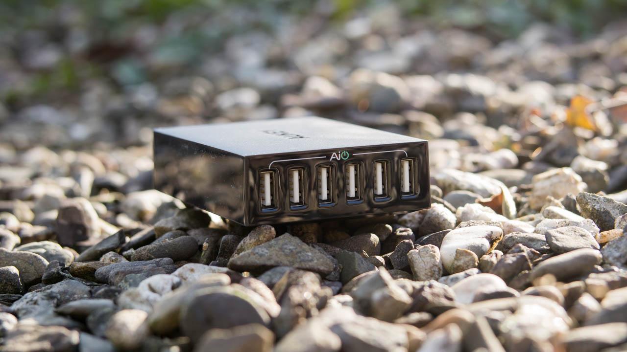 Das beste von Aukey bisher, AUKEY PA-U27 AIPower 6-Port USB Ladegerät im Test