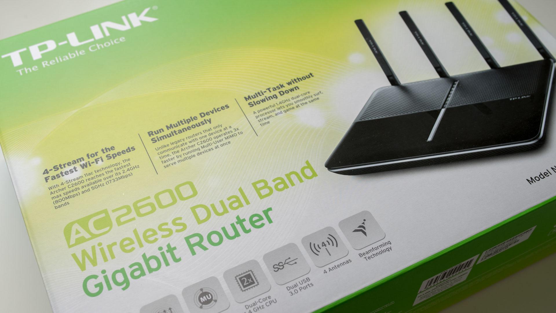 Der beste WLAN Router von TP-LINK im Test, TP-LINK Archer C2600 ...
