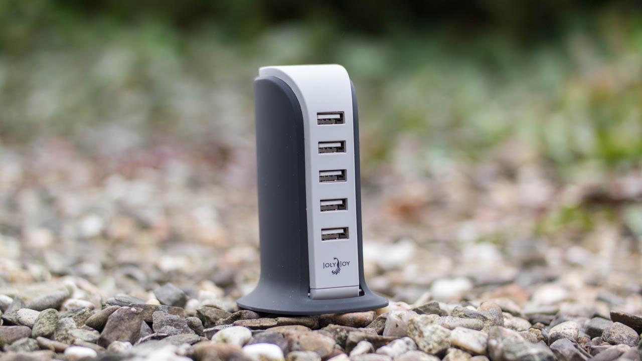 Test des Joly Joy 30W 5 Ports USB Ladegerät