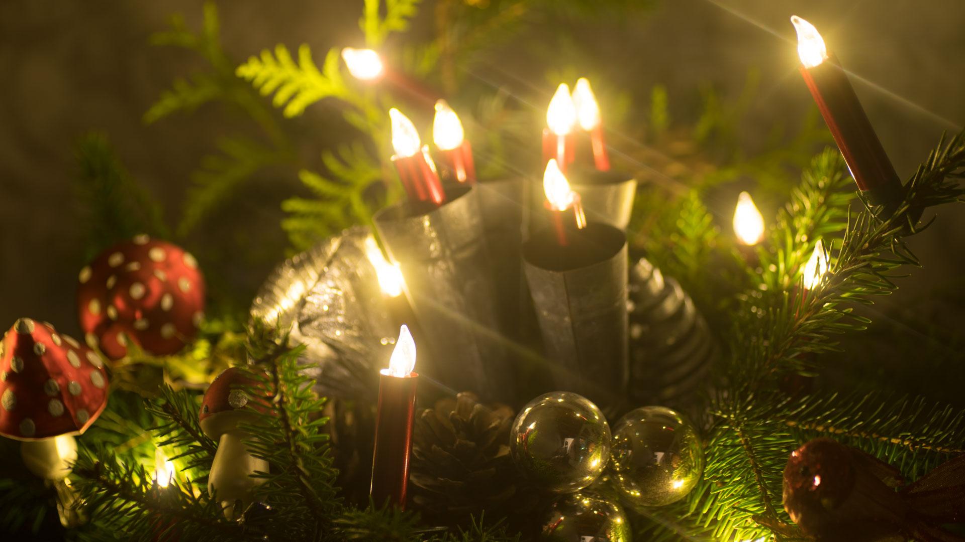 Die besten kabellosen LED- Weihnachtsbaumkerzen im Test, KRINNER ...