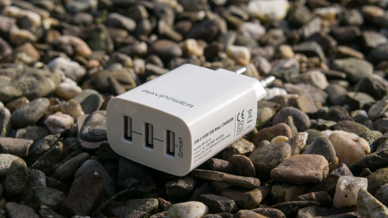 RAVPower RP-UC12 3-Port USB Ladegerät im Test-10