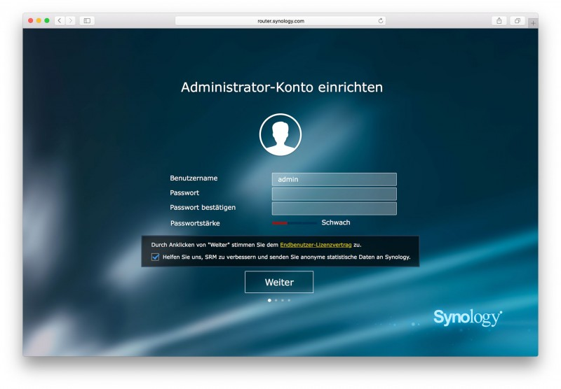 Synology RT1900ac Test Review SRM-3