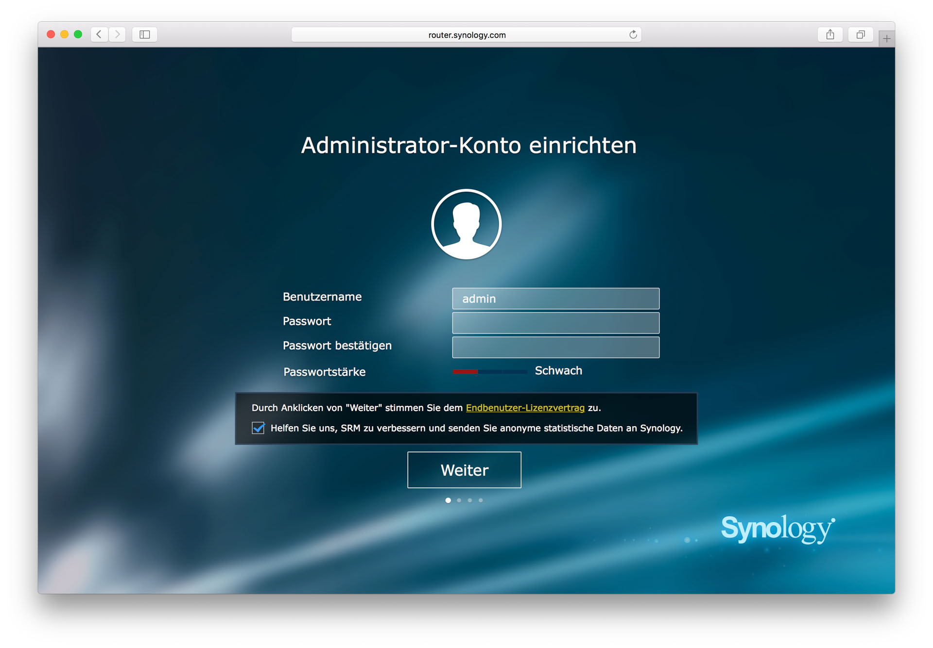Synologys Erster Wlan Router Im Test Synology Rt1900ac Techtest
