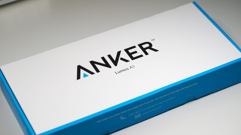 Anker Lumos A1-1