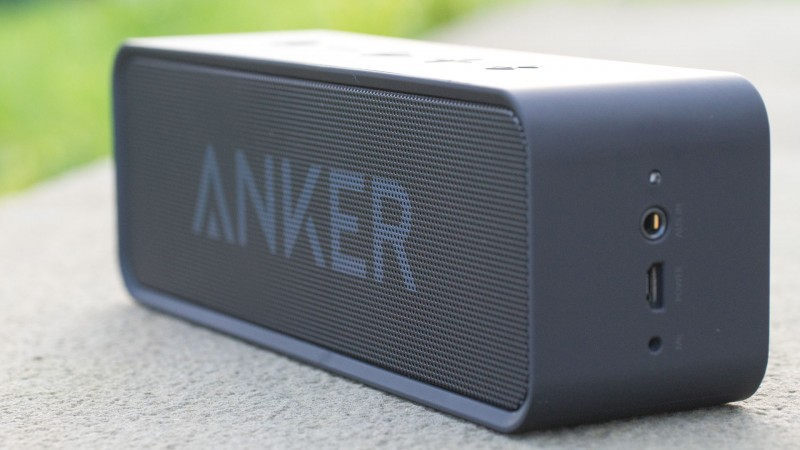Anker SoundCore Bluetooth Lautsprecher im Test Review-11