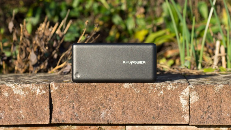 RAVPower 20100mAh RP-PB043 mit Qick Charge und USB Typ C im Test