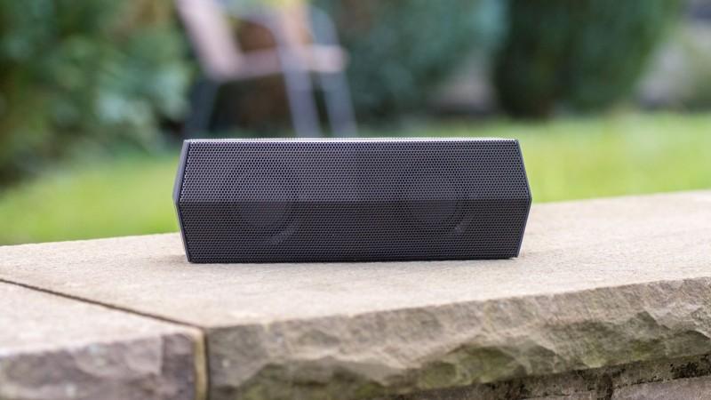Dolcer by EasyAcc Bluetooth Lautsprecher mit MicroSD Karten Slot und FM Radio im Test Review-10