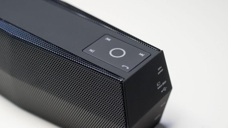 Dolcer by EasyAcc Bluetooth Lautsprecher mit MicroSD Karten Slot und FM Radio im Test Review