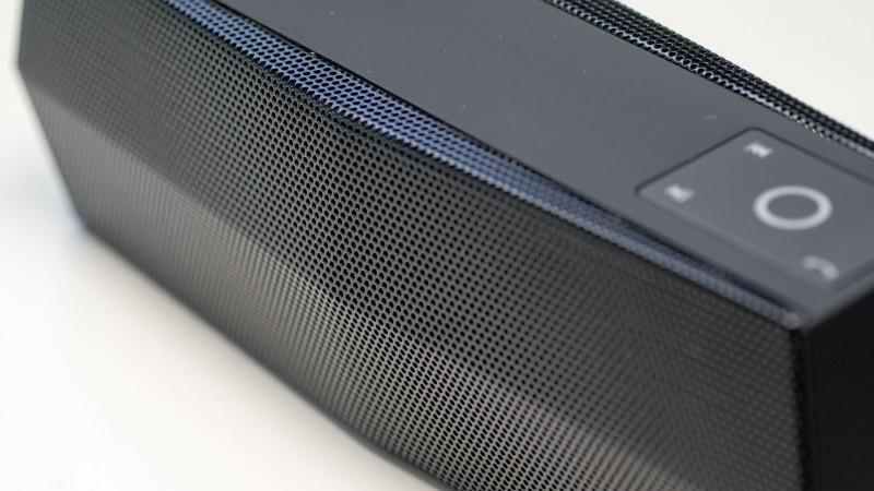 Dolcer by EasyAcc Bluetooth Lautsprecher mit MicroSD Karten Slot und FM Radio im Test Review-7