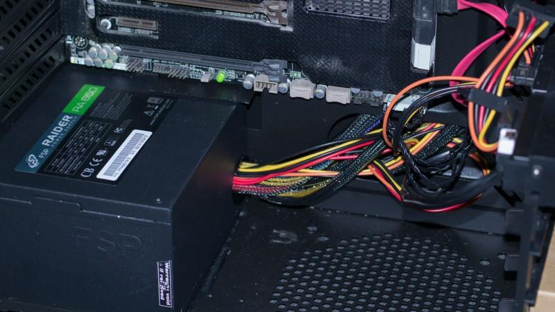 FSP Fortron Raider S 650W 80 Plus Silver Netzteil im Test-100