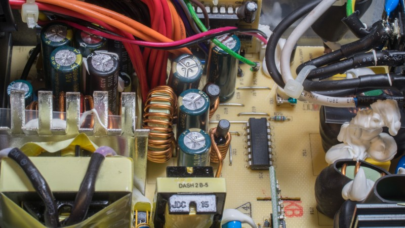 FSP Fortron Raider S 650W 80 Plus Silver Netzteil im Test-11