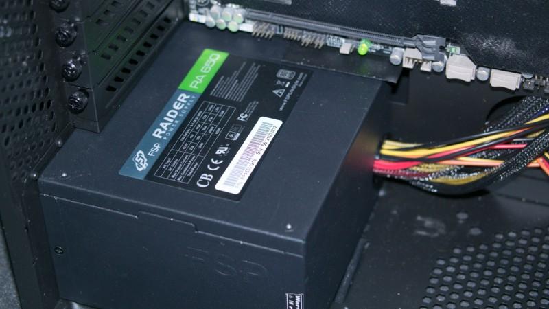 FSP Fortron Raider S 650W 80 Plus Silver Netzteil im Test-12